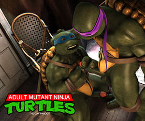 Of Age Mutant Ninja Turtles